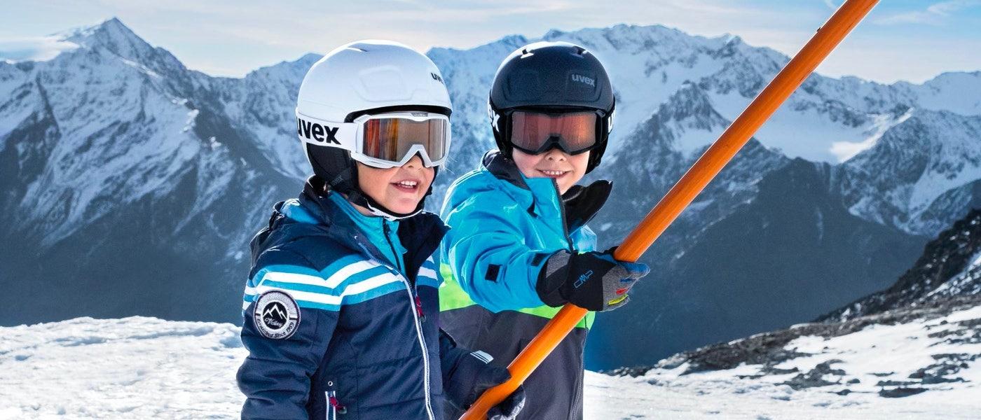 Skihelme für Kinder