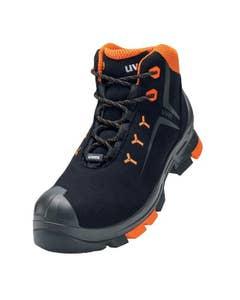 uvex 2 Sicherheitsschuh S3 Stiefel Weite 11