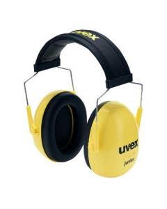 uvex K Junior Kapselgehörschutz gelb SNR 27 dB