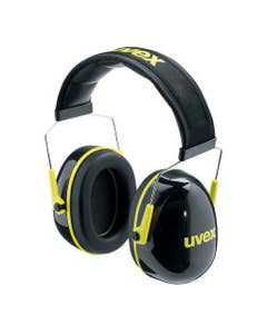 uvex K2 Kapselgehörschutz SNR 32 dB