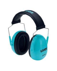 uvex K Junior Kapselgehörschutz blau SNR 27 dB