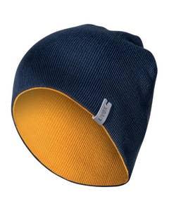uvex Kollektion 26 Beanie safran / dunkelblau